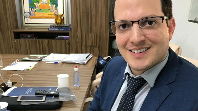 Leopoldo Veiga Jardim é aprovado por unanimidade ao Conselho Estadual de Educação